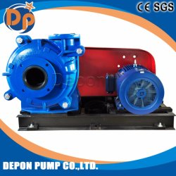 Horizontal High Efficiency Mine Dewatering Slurry Pump