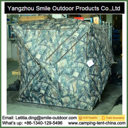 Personal Wholesale Wind Resistant Flat Top Roof Shooting Tent