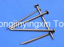 Factory Wholesale Price Round Head Iron Common Wire Nails with Sharp Point
