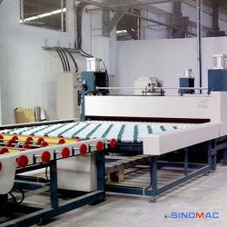 Semi-Automation Horizontal Glass Washing Machine (YD-QXJ25)