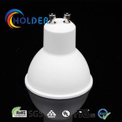 GU10 Lampshade Metallized Plastic with UL VDE CQC RoHS Reach Certificates