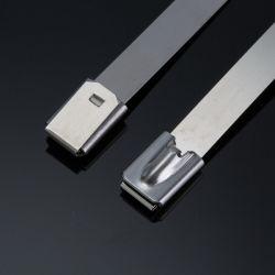 UL 304 Self Locking Stainless Steel Cable Ties