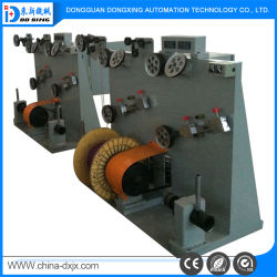Wholesale Extrusion Wire Winding Machine LAN Cable Production Line