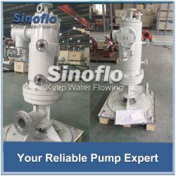Vertical Turbine External Circulating Chemical Processing Canned Motor Pump