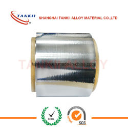 Bright Constantan Strip (CuNi44Mn) Copper Nickel Electric Resistance Heating Ribbon