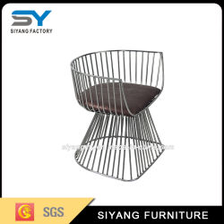 Wholesale Stainless Steel Table and Leisure Cafe Chair
