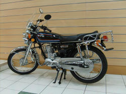 Seat for Cg125 Motorcycle