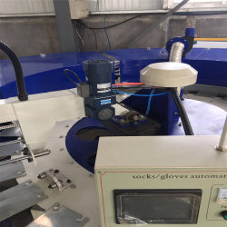 Work Sock Silicone Antislip Screen Printing Machine for 1 Color