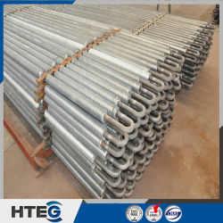 High Frequency Welded Seamless Carbon Steel Spiral Fin Tube for Boiler Heat Exchanger