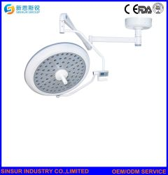 Hospital Equipment Ceiling Mounted Single Head Surgical Operating Lamp Price