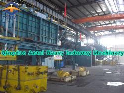 Foundry Vacuum Process Casting Molding Machine Production Line