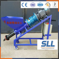 Passive Pressure Grouting Injection Pump Easy to Control and Maintain Grouting Pressure.