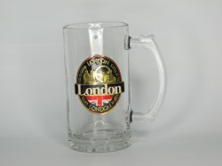 Customized Printing Glass Bear Mug Shot Glass Glassware