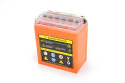 12V 7ah Ytx7l-BS Outdo Digital Display Gel Mf Maintenance Free Factory Activated Power Sports High Performance Rechargeable Lead Acid Motorcycle Battery