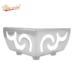 Charmant Supply Furniture Parts Decorative Metal Furniture Feet