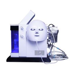 Professional 5 in 1 Bubble Hydra Dermabrasion Machine with LED Mask