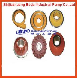 Interchangeable Slurry Pump Casting Spare Parts