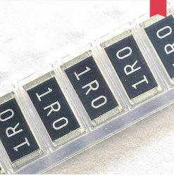 Current Sensing Metal Chip Resistor Surface Mount Electronic Component
