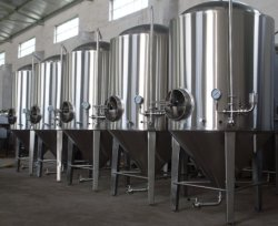 1000L-3000L Hand Beer Factory/Brewing Beer Saccharification Tank/Fermentation Tank/Nissan 1000L Beer Brewing Equipment/Craft Beer