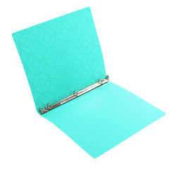 Office Stationery PP Hard Cover Ring Binder