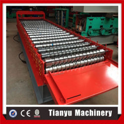 Roofing Corrugate Profile Roof Sheet Cold Roll Forming Machine