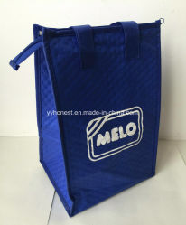 Promotion Insulated Food Delivery Lunch Bag Picnic Cooler Bag