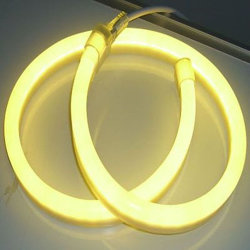 Widely Used Double-Faced Waterproof LED Neon Flexible Tube Light