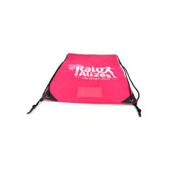 Factory Custom Marathon Sport Polyester Drawstring Bag with Your Logo Printed