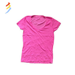 Factory Stock Fashion Summer Wholesale Used Clothing Second Hand Clothing Women Sportswear for Adults