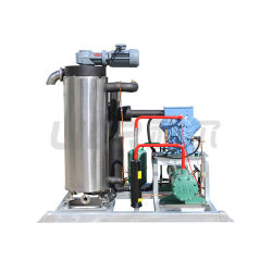 Lier Liquid Ice Maker Slurry Ice Machine for Fish Boat Sea Food Industry