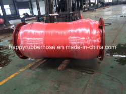 "10"" 12"" Abrasion Resistant Pressure Slurry Mud Hose Pipe"