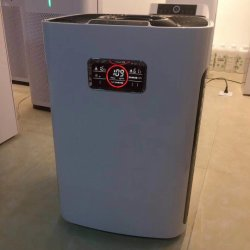 Two Air Inlet HEPA Purifier for Office (KJ750G-X6)