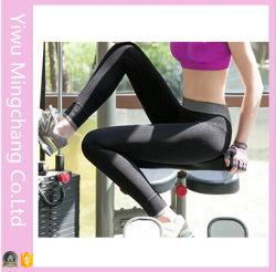 2016 Hot Sale Cheap Women Capri Yoga Sport Pants (14241-1)