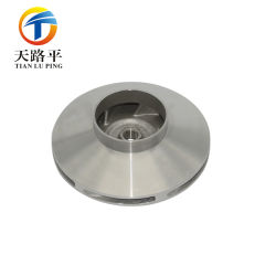 Investment Casting Water Pump Spare Parts Pump Impeller or Slurry Pump Parts