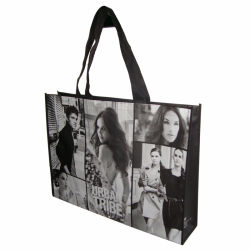 Promotional PP Woven Bag with Lamination Logo