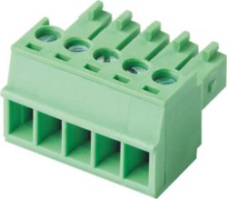 C-UL-Us VDE Pluggable/Plug-in Terminal Block Connector (WJ15EDGK)