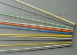 Fiberglass Round Rods Epoxy Pultrusion Fiberglass FRP Rod Insulation Material