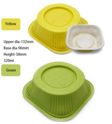 Guanhua Gh1001 Disposal Plastic Lunch Box Bento Case