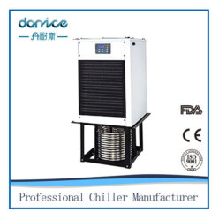 Competitive Price Ce 2.5ton Original SANYO Compressor Industrial Air Oil Cooler for CNC Lathe