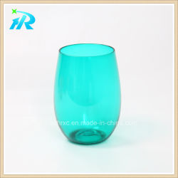 Chinet Cut Crystal Stemless Wine Glass