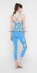 Woman Fitness Elastic Strench Sportswear, Yoga Wear, Pants and Clothing
