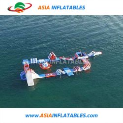 Inflatabel Water Sports Park, Inflatable Commercial Water Park