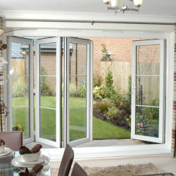 Prima Hot Sell Aluminium Folding Door U0026Bi Folding Door / Folding Patio Doors  Prices With Double