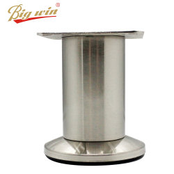 Direct Sale Stainless Steel Table Legs Sofa Bed Accessories Removable Table  Legs