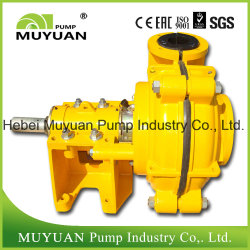 Heavy Duty Acid Resistant Tailing Thickener Underflow Centrifugal Slurry Pump