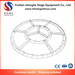 China shengse hot sale complex circle aluminum truss for concert china shengse hot sale complex circle aluminum truss for concert wedding decoration get good price china stage equipment event junglespirit Gallery