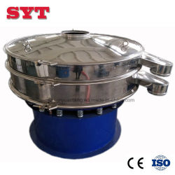 High Frequency Double Deck Vibrating Screen Food Sieve Shakers