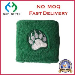 Custom Logo Embroidery Sports Protection Cotton Sweat Headband