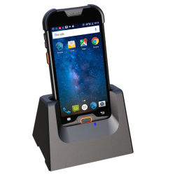 Rugged Mobile Computer, PDA with 1d/2D Barcode Scanner, Ce, FCC Certified