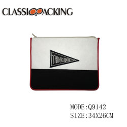 Wholesale Products Computer Laptop iPad Felt Bag with Competitive Price From Wenzhou Factory for Promotion